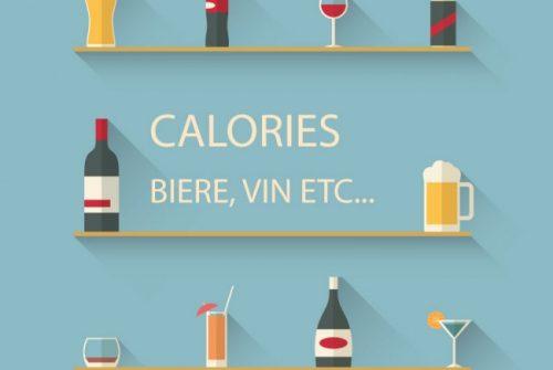 Combien de calories dans une bière ?